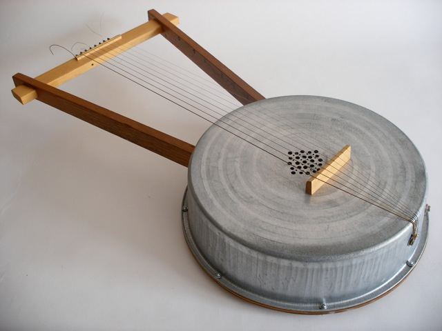 Center for new music exhibits for Futuristic household items