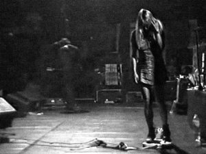 Sonic Youth Bassist Kim Gordon, Live 1991.
