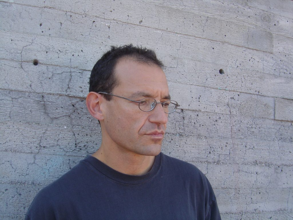 Ben Goldberg - photo by Adam Goldberg